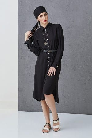 Women's shirt TALASHIRT black