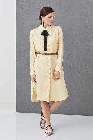 Women's shirt TALASHIRT yellow