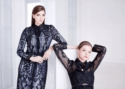Fashion designer Mirka Talavaskova get inspired with Middle East countries