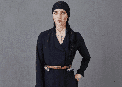 Mirka Talavaskova: Variability using afew high-quality pieces is asolution to sustainable fashion