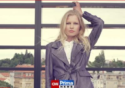 Mirka Talavašková: Přední česká návrhářka dobyla arabský svět módy
