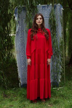 Šaty JOOD červené