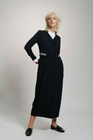 Kabát ALIA černá