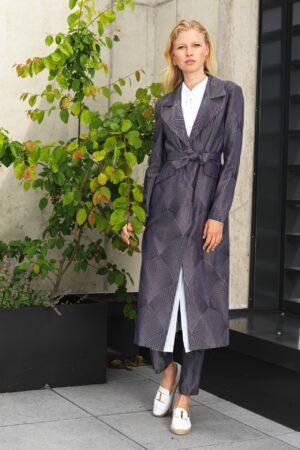 Brocade coat DARA