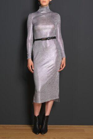 Lurex dress JUDITA
