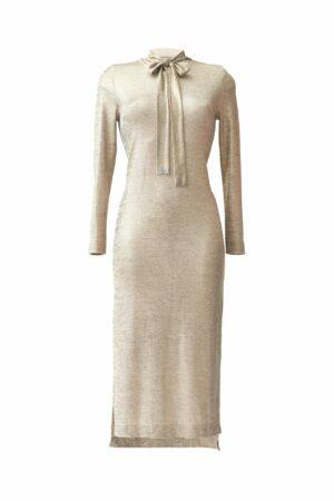 Lurex dress SERAFIN